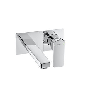 Roca L90 Wall Mounted Basin Mixer Tap