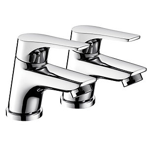 Bristan Vantage Basin Taps Chrome