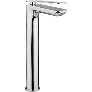 Crosswater Zero 2 Tall Basin Mixer Chrome