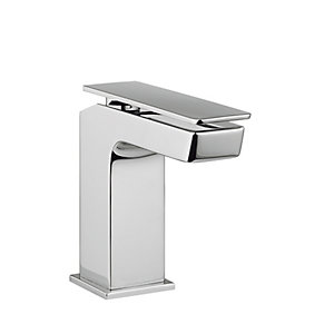 Crosswater Zero 3 Mini Basin Mixer Chrome