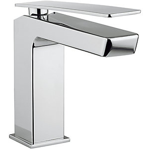 Crosswater Zero 3 Mono Basin Mixer Chrome