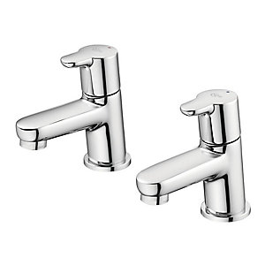 Ideal Standard Concept Washbasin Pillar Taps
