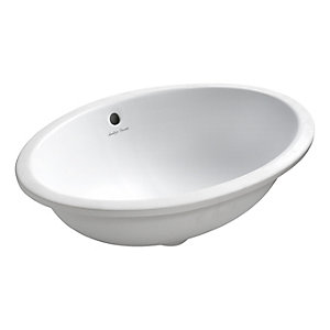Armitage Shanks Marlow Countertop Basin 0 Tap Holes S256001