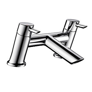 Bristan Acute Chrome Bath Filler Tap