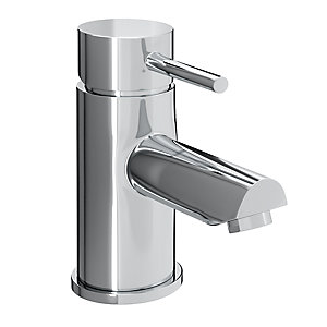Bristan Blitz 1 Hole Bath Filler Tap Chrome