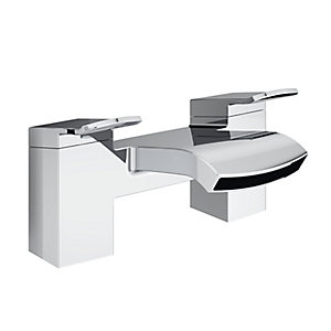 Bristan Dorona Bath Filler Mixer Tap Chrome
