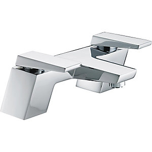 Bristan Fortana Bath Filler Chrome