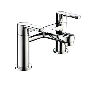 Bristan Nero Bath Filler Tap Chrome
