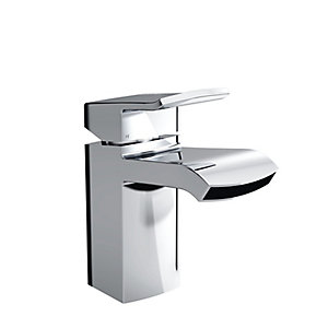 Dorona 1 Hole Bath Filler Chrome