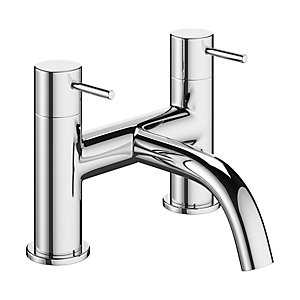 Mpro Deck Mounted Bath Filler Chrome