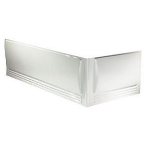 Twyford Omnifit Front Bath Panel 1500 mm PP2175WH