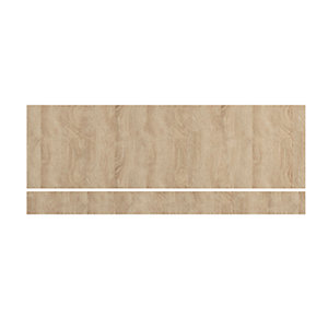 iflo Aliano Bath Front Panel Oak 1700 mm