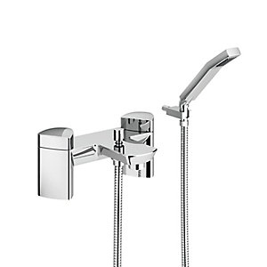 Brianna Bath Shower Mixer Chrome