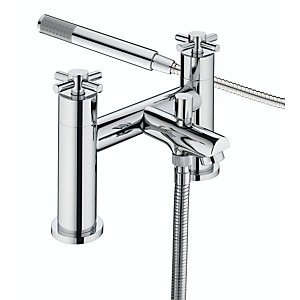 Bristan Decade Bath Shower Mixer Chrome
