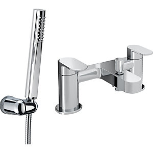 Bristan Frenzy Bath Shower Mixer Tap Chrome
