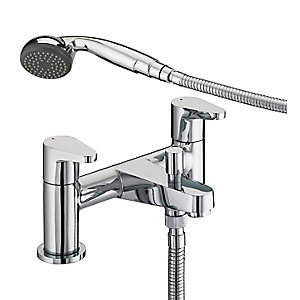 Bristan Quest Bath Shower Mixer Tap Chrome