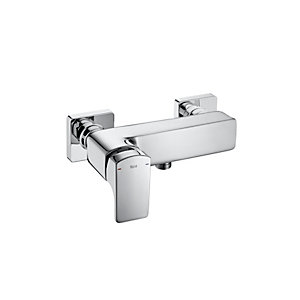 Roca L90 Wall Mounted Shower Mixer Tap