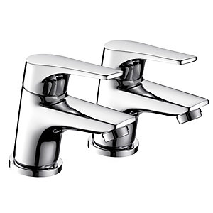 Bristan Vantage Bath Taps Chrome