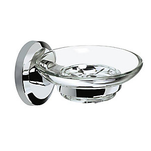 Bristan SO DISH C Solo Soap Dish Chrome