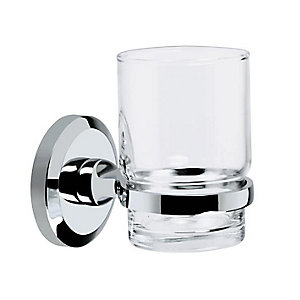 Bristan SO HOLD C Solo Tumbler Holder Chrome