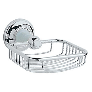 Clifton Soap Basket Chrome