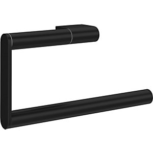 Crosswater Mpro Towel Ring Matt Black