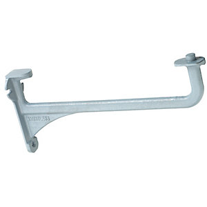 Thomas Dudley Basin Bracket 305 mm P/Irn Stw Towel Rail 1001 Ea 317788