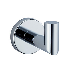 Vitra A44787ExP Chrome Plated Minimax Robe Hook