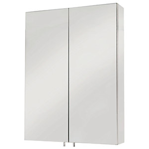iflo Standard Stainless Steel Cabinet Double Door