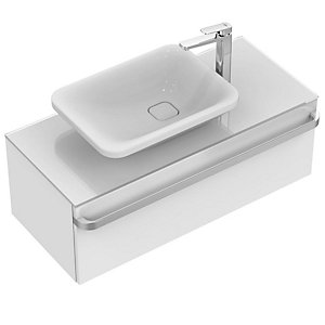 Ideal Standard Tonic II Basin Unit 1000mm 1 Drawer - Gloss White