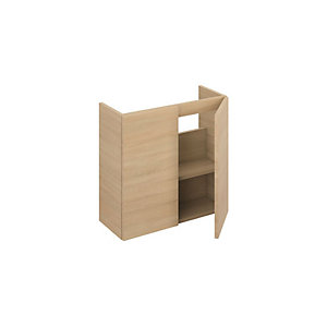 iflo Aliano Base Unit Oak 600 x 250 mm