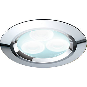 HIB LED Showerlight Chrome 77 x 5 mm 5750