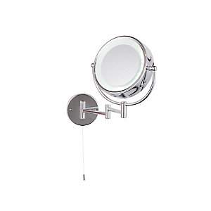 Apus Circular LED Bathroom Mirror - IP44 Rated