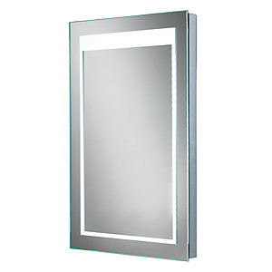 HiB Liberty LED Mirror - 600 x 400 mm