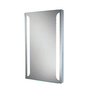 HiB Livvy LED Mirror - 700 x 500 mm