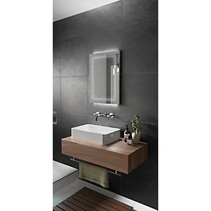 HiB Outline 50 LED Bathroom Mirror