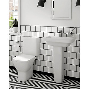 iflo Sedna Toilet and Basin Bundle