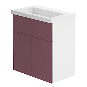 Be Modern 600 Breeze Basin Unit/Viola Premium