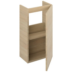 iflo Aliano Oak Base Unit 400 x 380 mm