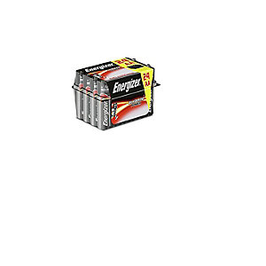 Energizer AA - Family Pack of 24 Alkaline Batteries