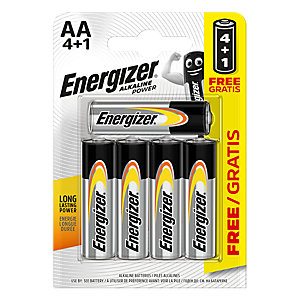 Energizer AA Max Power Battery - Pack of 5