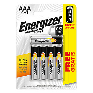 Energizer AAa Max Power Battery - Pack of 5