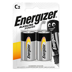 Energizer Max C E93 BP Battery 2 Pack