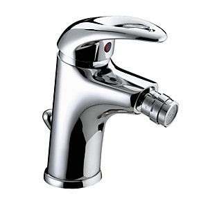 Bristan Java Mono Bidet Mixer Tap With Pop-Up Waste