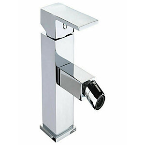 Bristan Squire Bidet Mixer with Clicker Waste Chrome