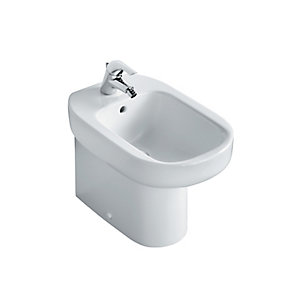 Ideal Standard Playa Back to Wall Bidet 1 Tap Hole J468401