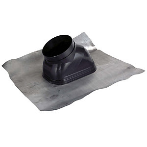 Roof Tile 25 to 45DEG Black