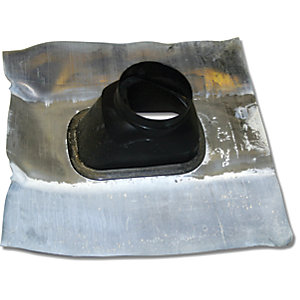 Roof Tile for 25 to 45DEG Black