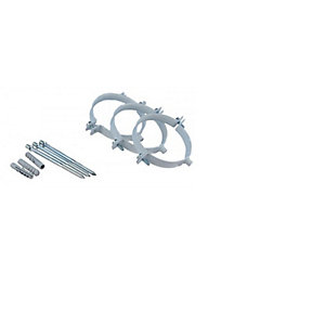 Vaillant Boiler Flue Support Clip 100mm 5 Pack