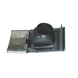 Vaillant Ecomax Pitched Roof Tile Flue Flashing Kit
